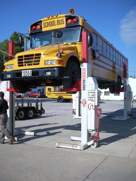 School Bus Lifts