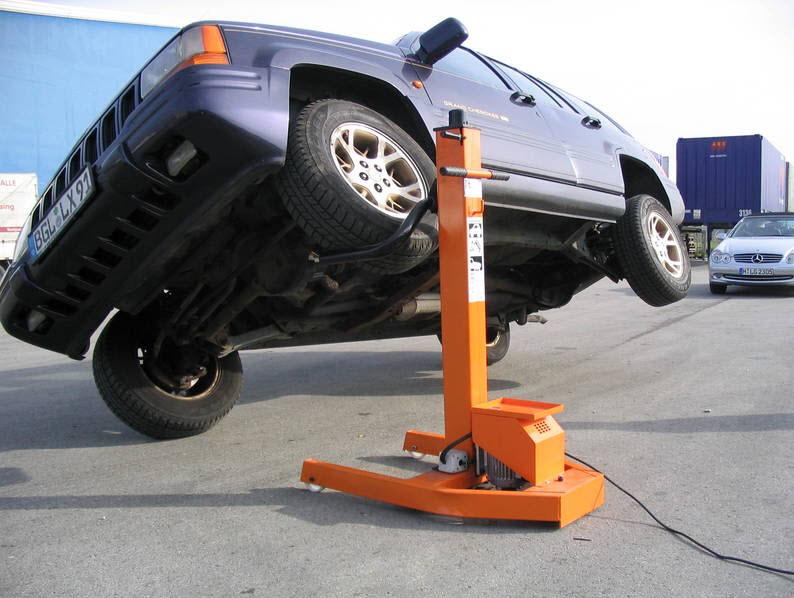Globe In Ground Car Lift : Hoffman mini lift heavy duty vehicle company