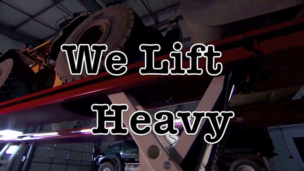 Stertil-Koni Lifts Heavy