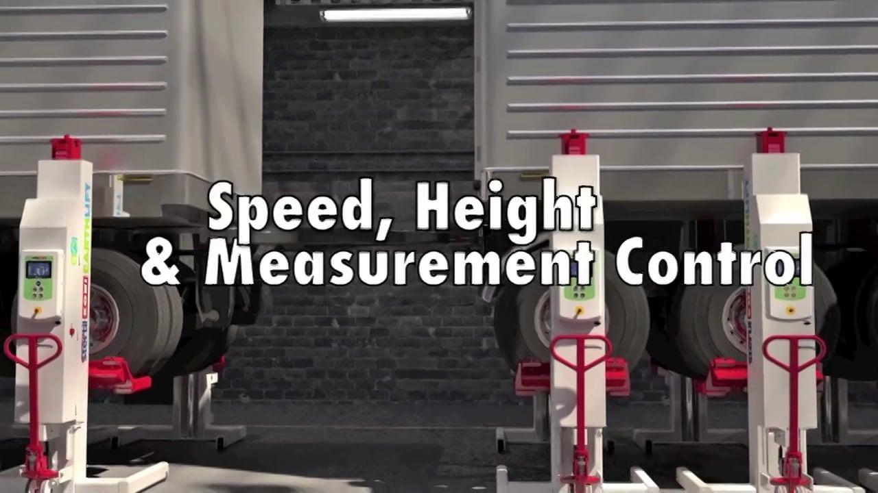 E-Bright Smart Control System from Stertil-Koni