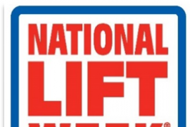 National Lift Week Logo